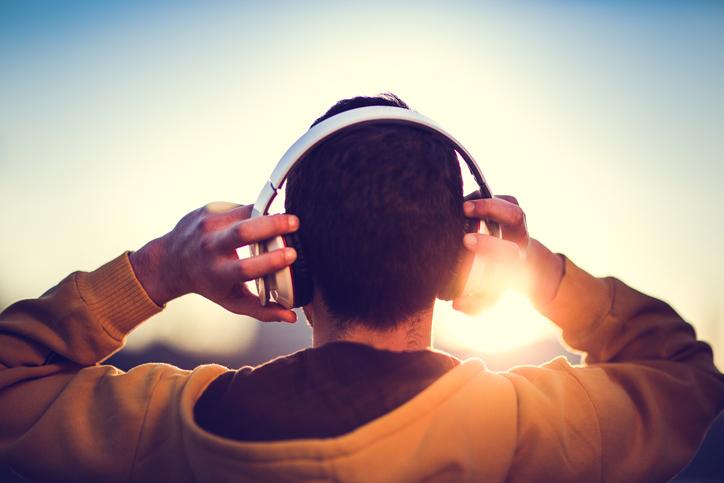Quando a música é como uma oração