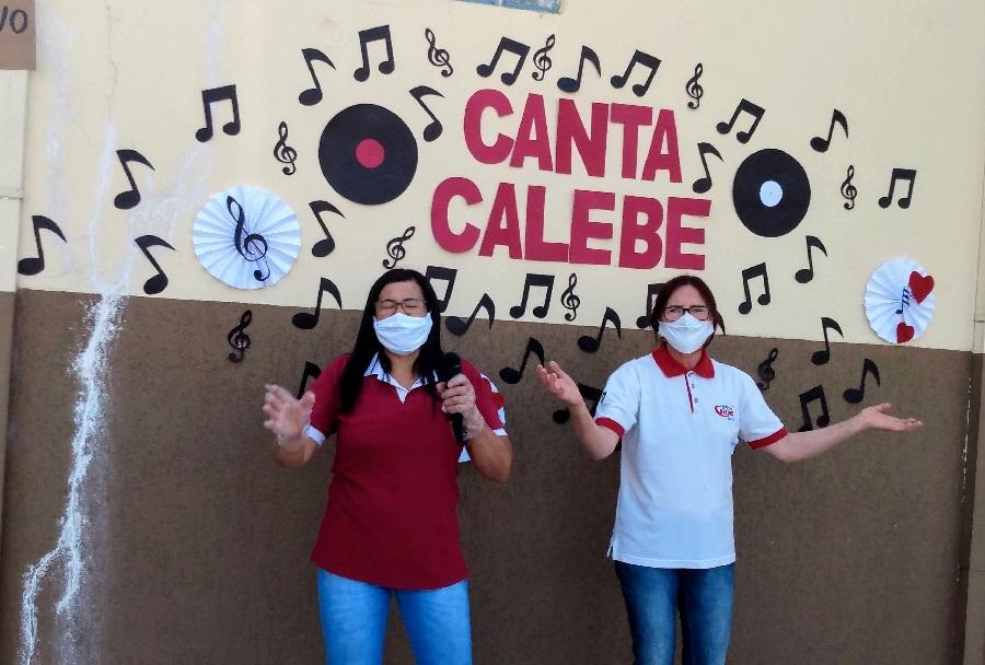 """Projeto """"Canta Calebe"""" levou esperança e ânimo a milhares de idosos em todo o Brasil"""