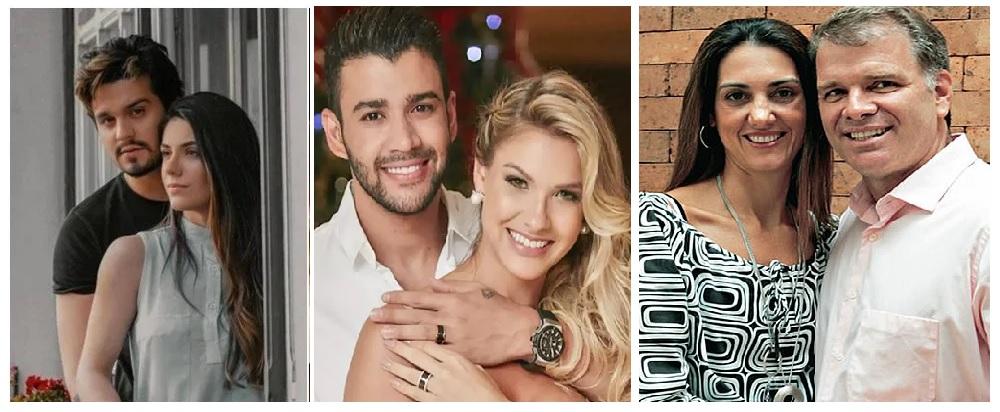 Casamentos de celebridades destruídos. Leia se você não quer seguir esse caminho
