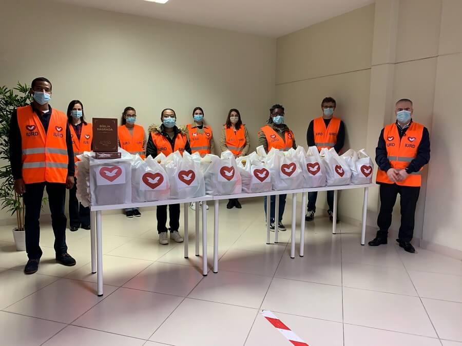 Dezenas de famílias foram beneficiadas pelo Unisocial em Braga, cidade portuguesa