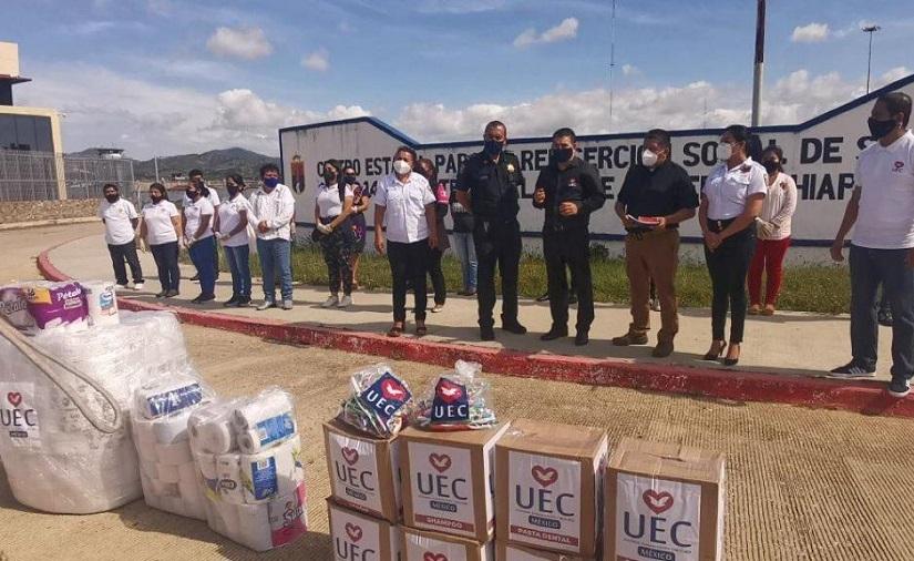 No México, presos recebem ajuda para recomeçar a vida