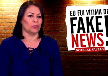 Vítima de fake news, ela não acreditava na fé