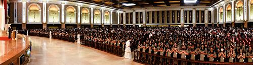 Novos Obreiros são consagrados na Universal em todo o Brasil