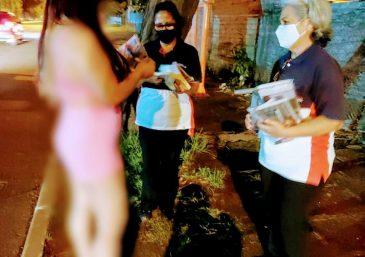 COVID-19: prostitutas e garotos de programa recebem ajuda humanitária