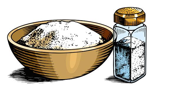 Reduza o sal da sua alimentação