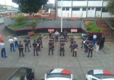 UFP promove recepção com coffee break para policias