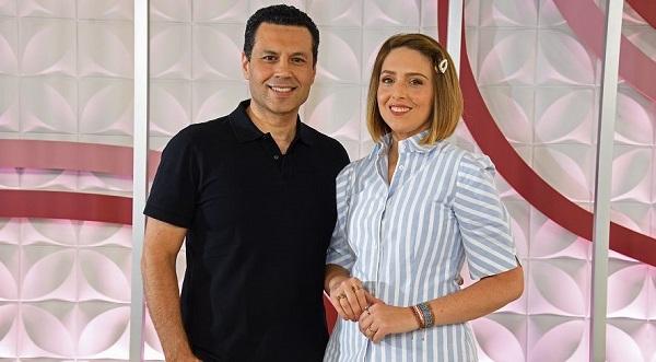 Renato e Cristiane Cardoso irão ajudar casais com problemas de comunicação