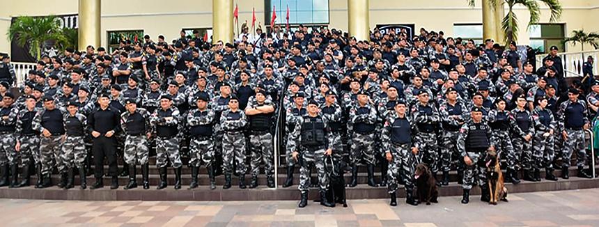 UFP celebra duas décadas do Comando de Missões Especiais no Pará