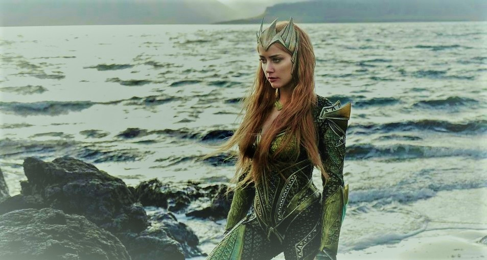 Atriz do filme Aquaman pode ter a carreira destruída pela impulsividade