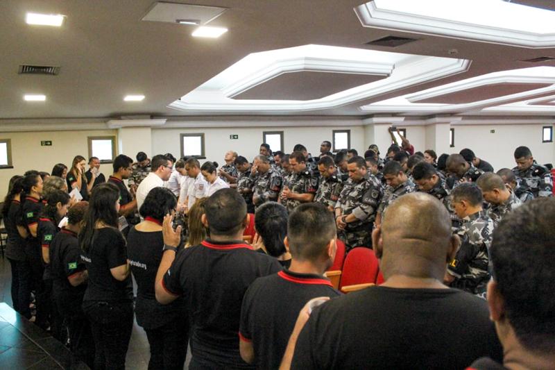 Ações da UFP revigoram o ânimo das forças de segurança no Pará