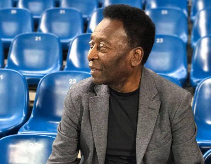 """Filho de Pelé diz que pai está com """"certa depressão"""""""