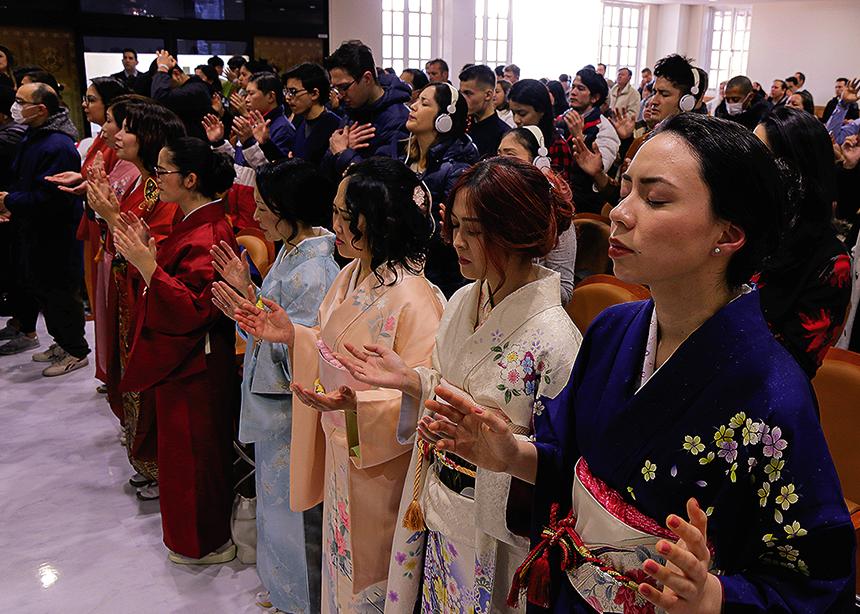 Sede nacional da Universal é inaugurada no Japão