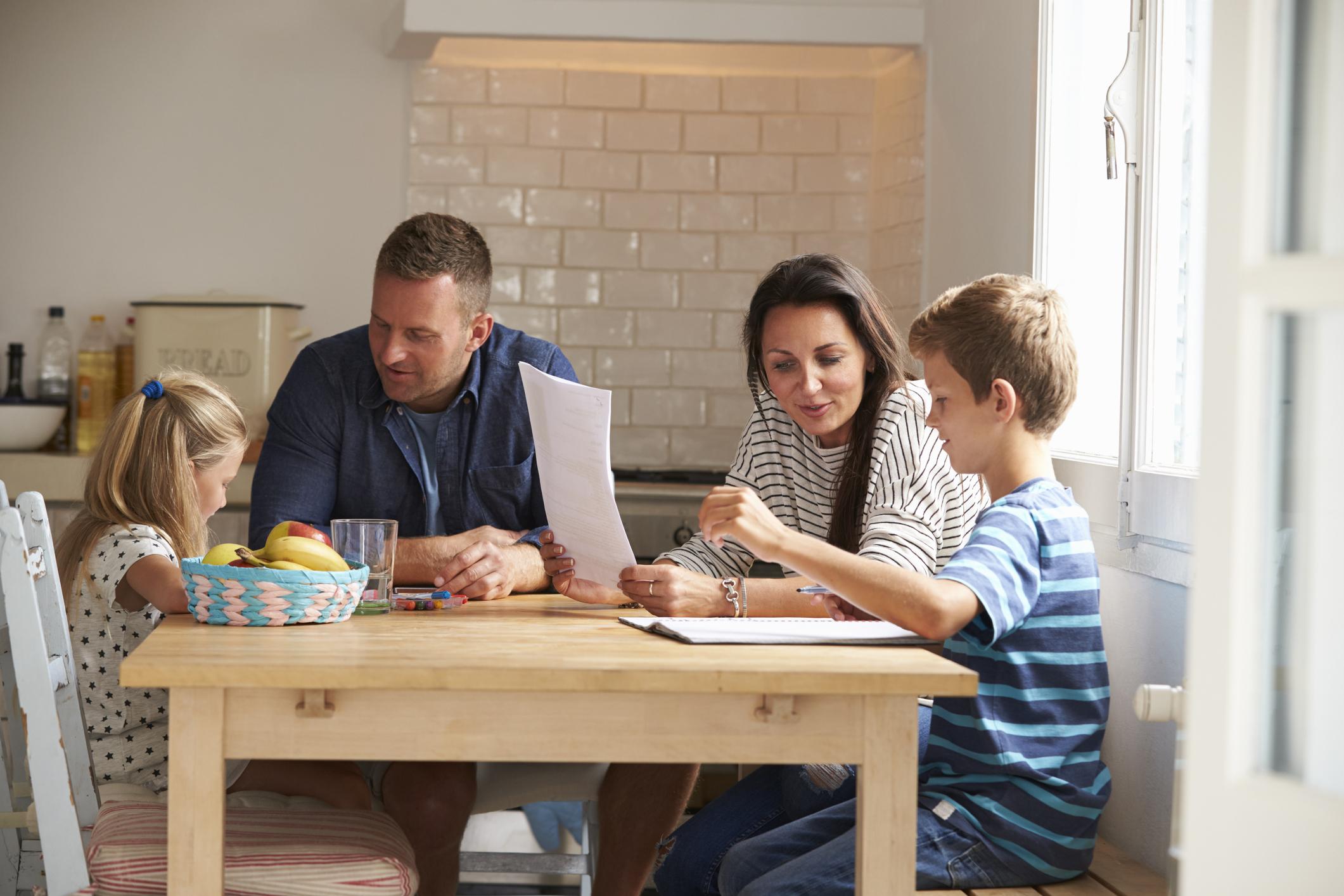Como agir no convívio em casa com as crianças sem gerar ansiedade