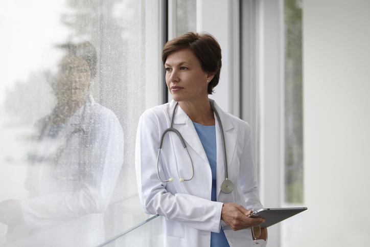 Mensagem de fé aos profissionais da saúde
