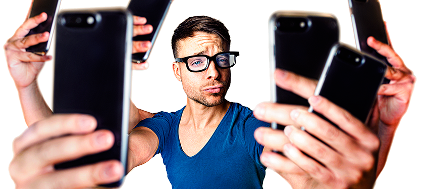 Smartphone: use com moderação