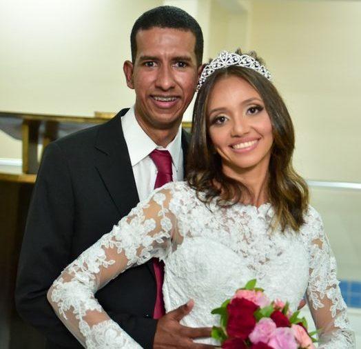 Casei na Universal: Pastor Wildison e a sua noiva, Ana