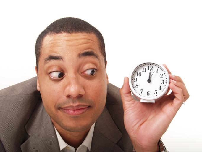 O que são os ladrões do tempo?