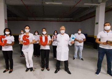 Unisocial: Voluntários realizam ação pela comunidade chinesa