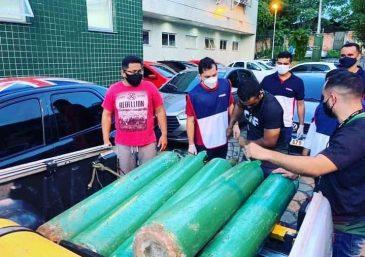 Voluntários realizam grande ação na comunidade ribeirinha de Livramento, em Manaus