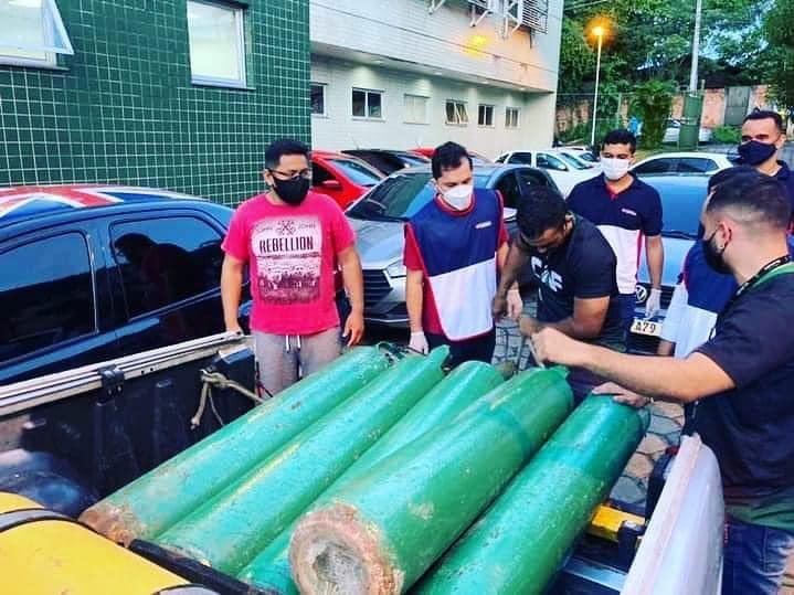 Ajuda humanitária no Amazonas: Universal mobiliza 1.200 voluntários
