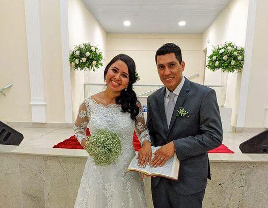 Casei na Universal: Pastor Erik e sua noiva, Roberta