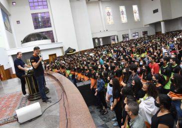 Bispo Marcelo Pires compartilhará experiências durante a Escola da Fé Inteligente
