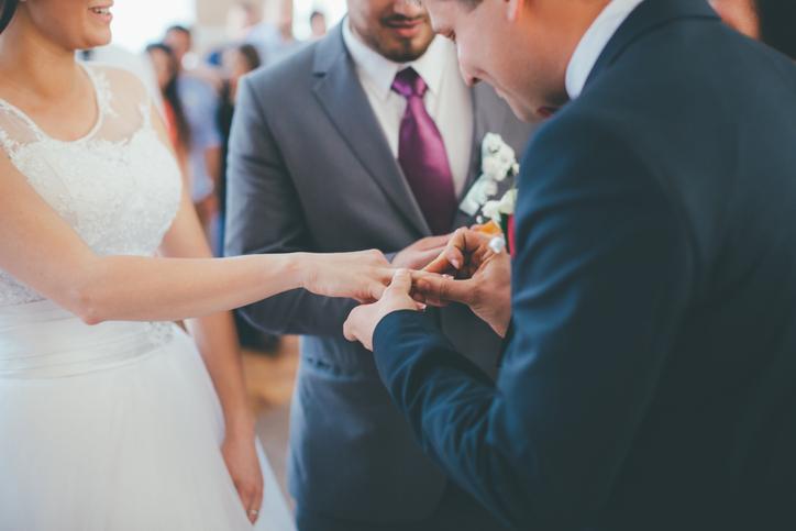 Inscrições abertas para a Celebração de Casamentos 2021
