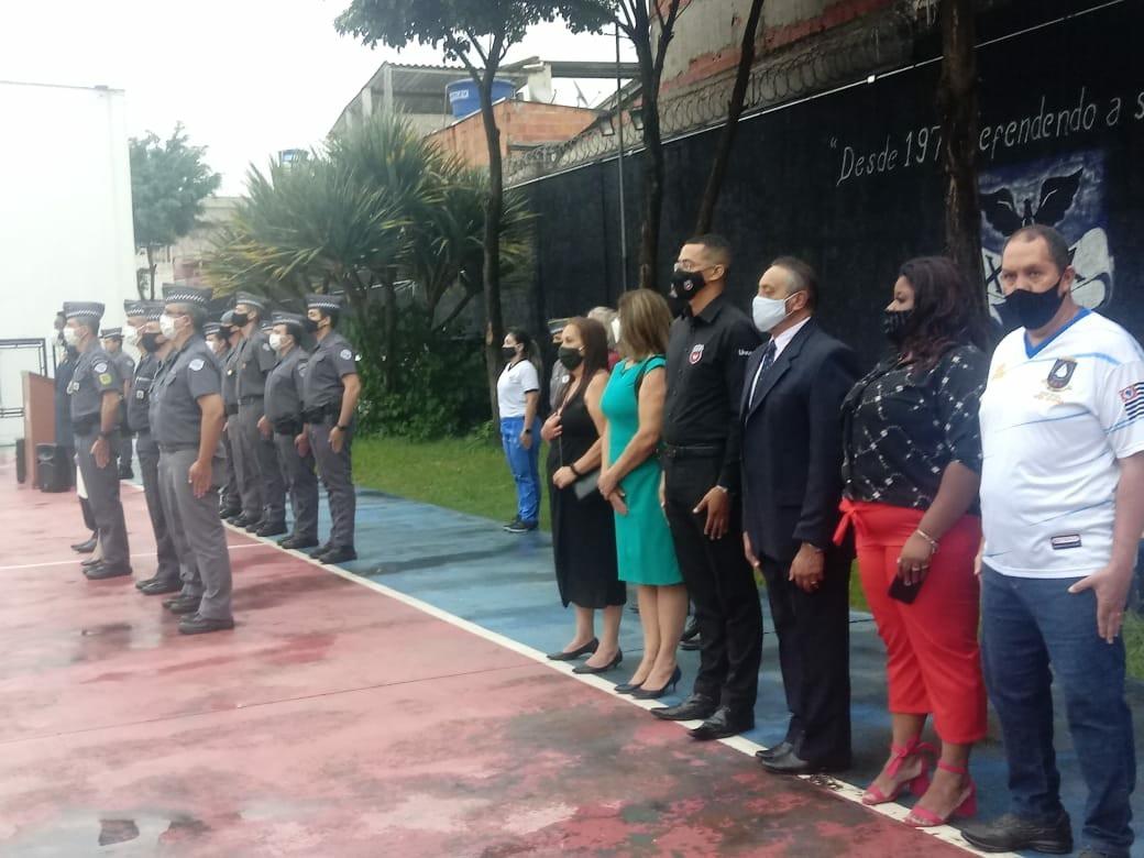 Policiais Militares que salvaram criança receberam homenagem