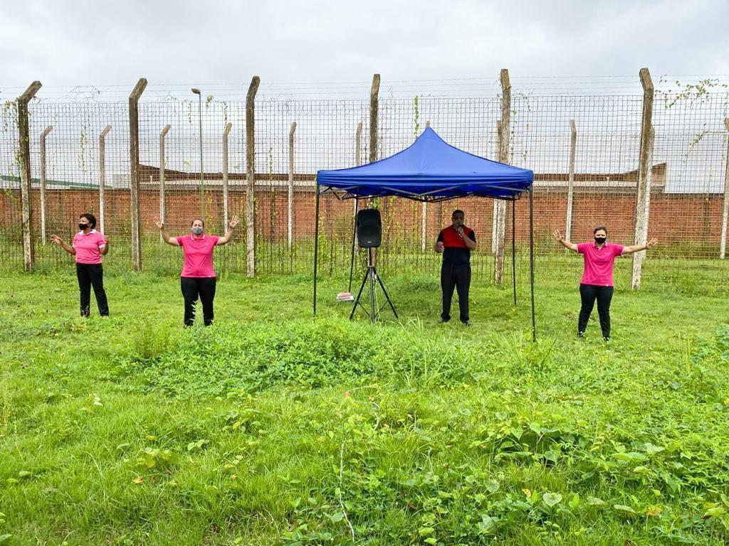 UNP leva a Palavra de Deus a detentas em Rondônia durante a pandemia