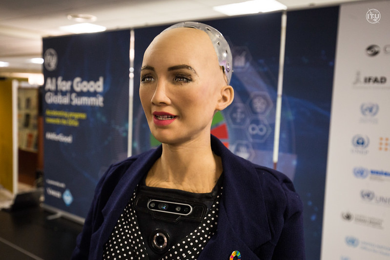 Robô Sophia vai ser produzida em massa
