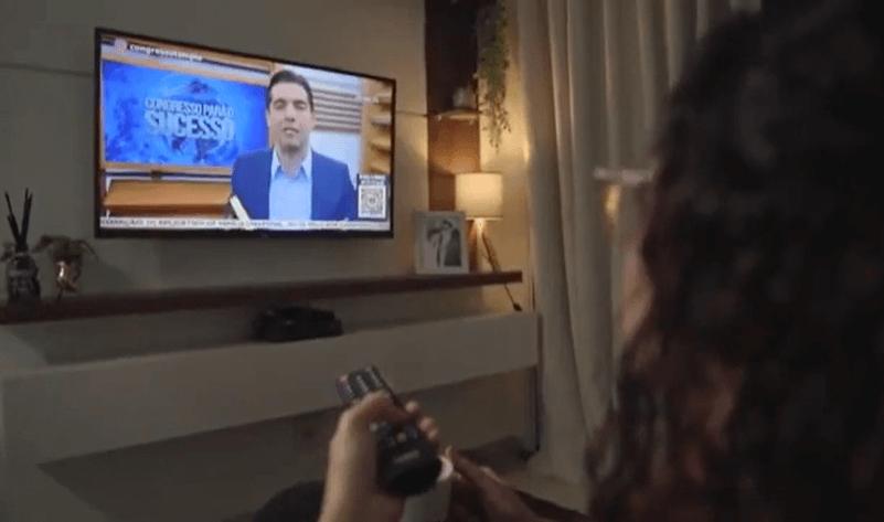 Como assistir à programação TV Templo na televisão
