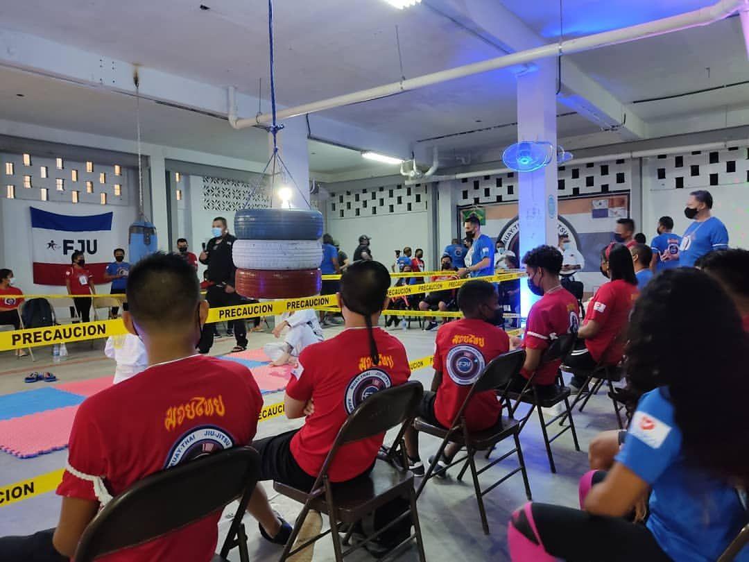 1° Workshop de Artes Marciais do grupo FJU no Panamá