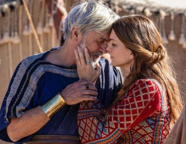 Olhai para Abraão e Sara