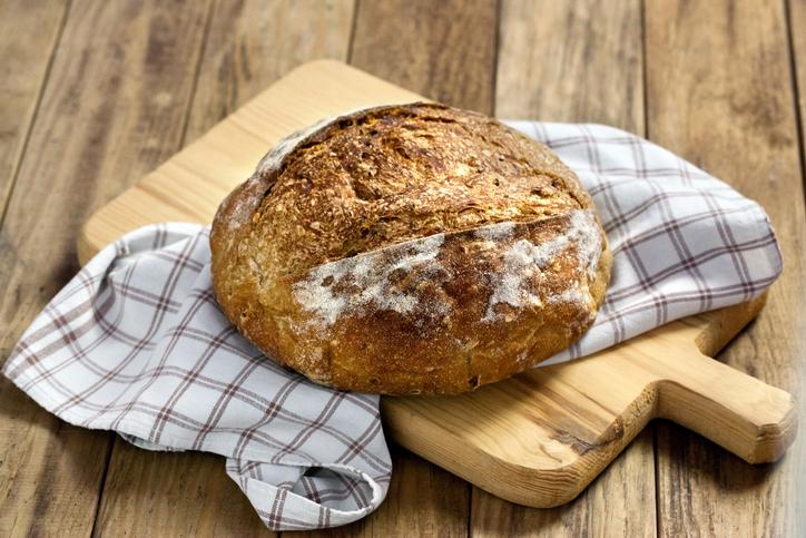 Domingo, 11 de abril: prepare um pão para sua família