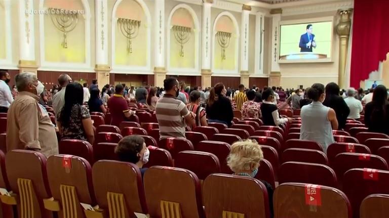Universal volta a realizar cultos presenciais em São Paulo a partir do próximo domingo (18)