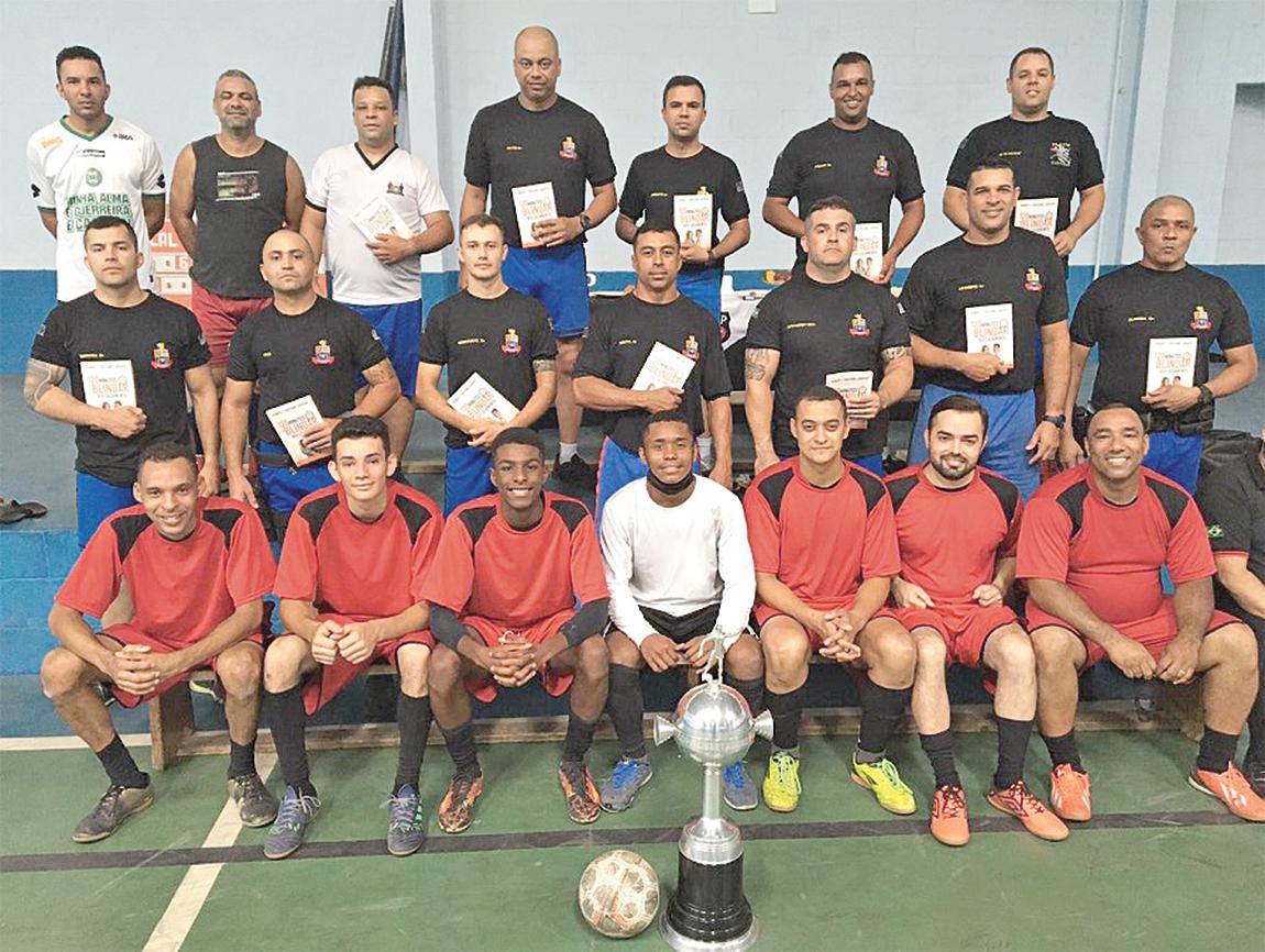 Pela primeira vez, policiais participaram de evento esportivo na zona leste de São Paulo