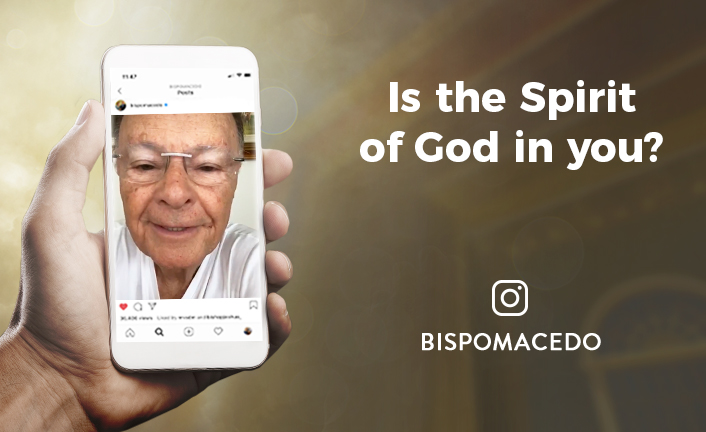 Is the Spirit of God in You?