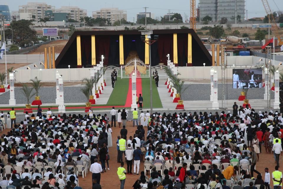Angola recebe Arca da Aliança pela 1ª vez2 min read