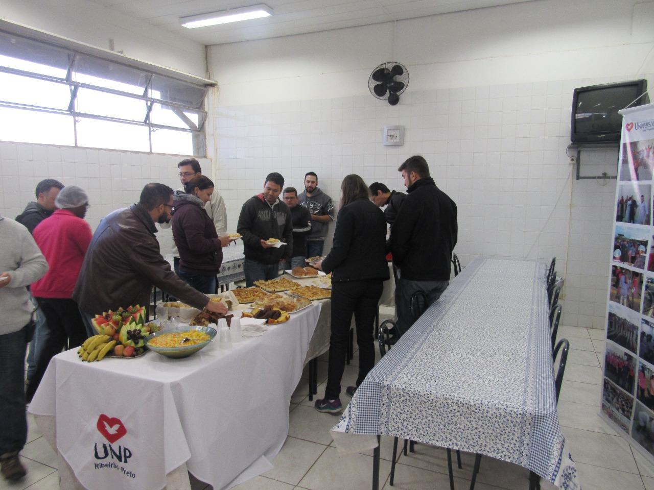 UNP promove café da manhã em presídio2 min read