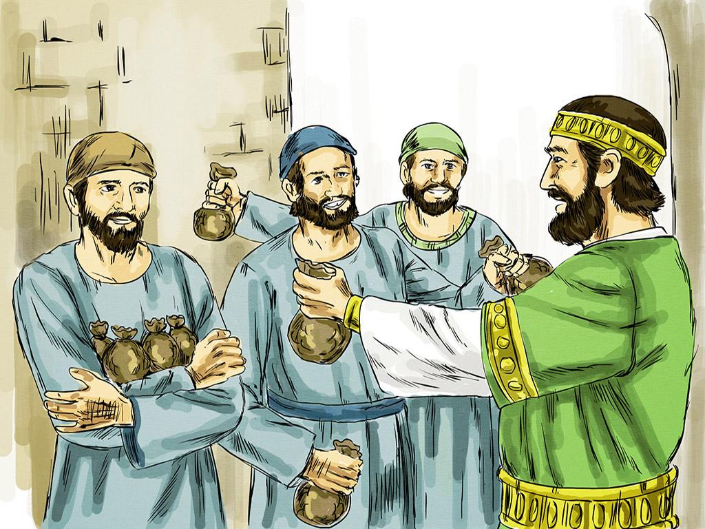 Os três servos da Parábola dos Talentos4 min read