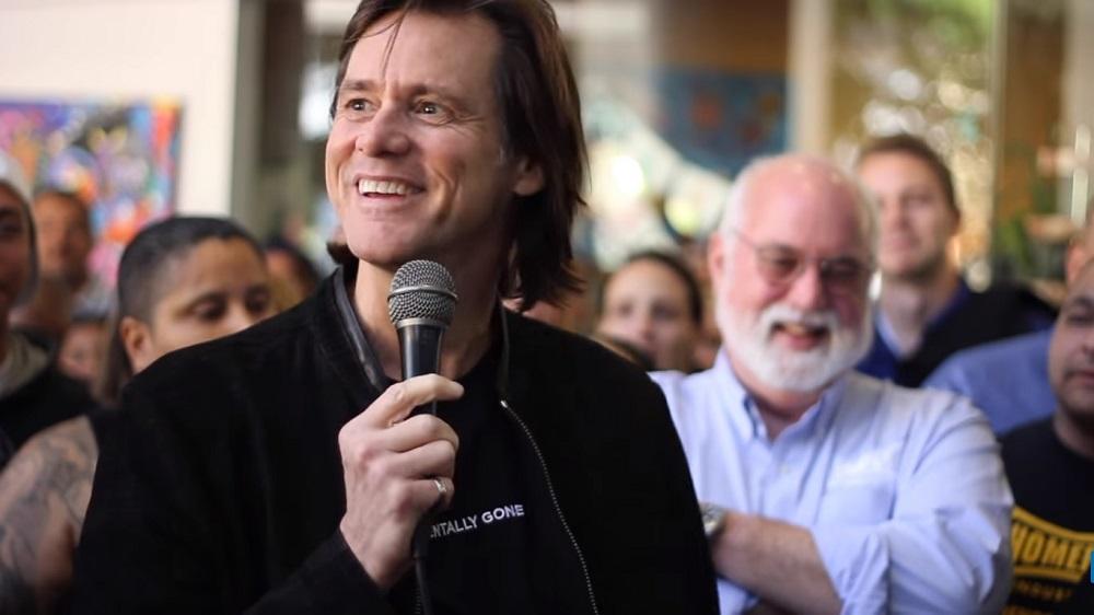 Jim Carrey fala sobre fé2 min read
