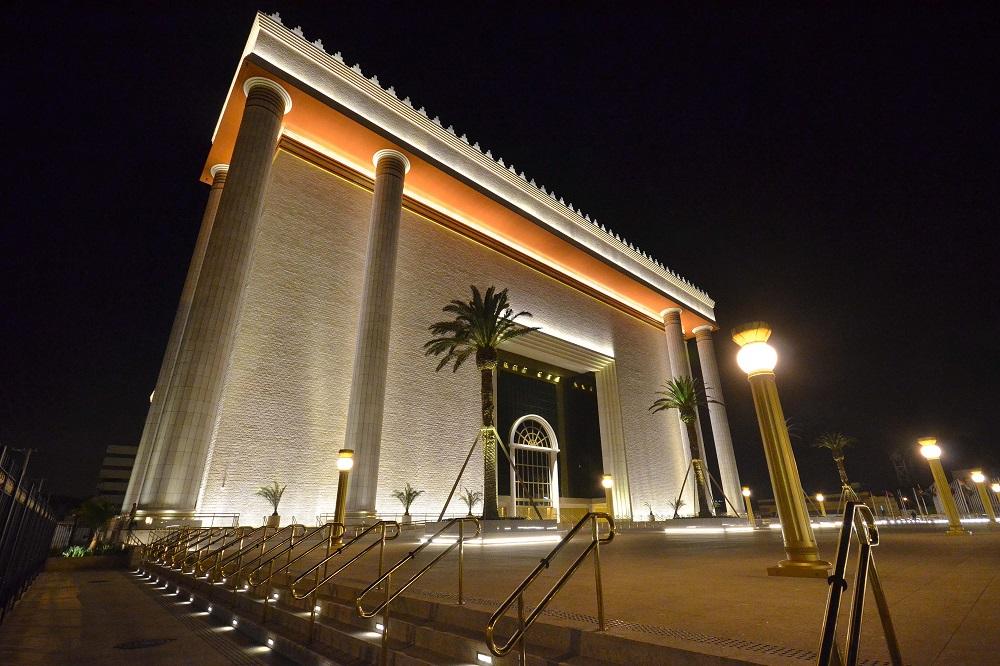 Templo de Salomão completa três anos4 min read