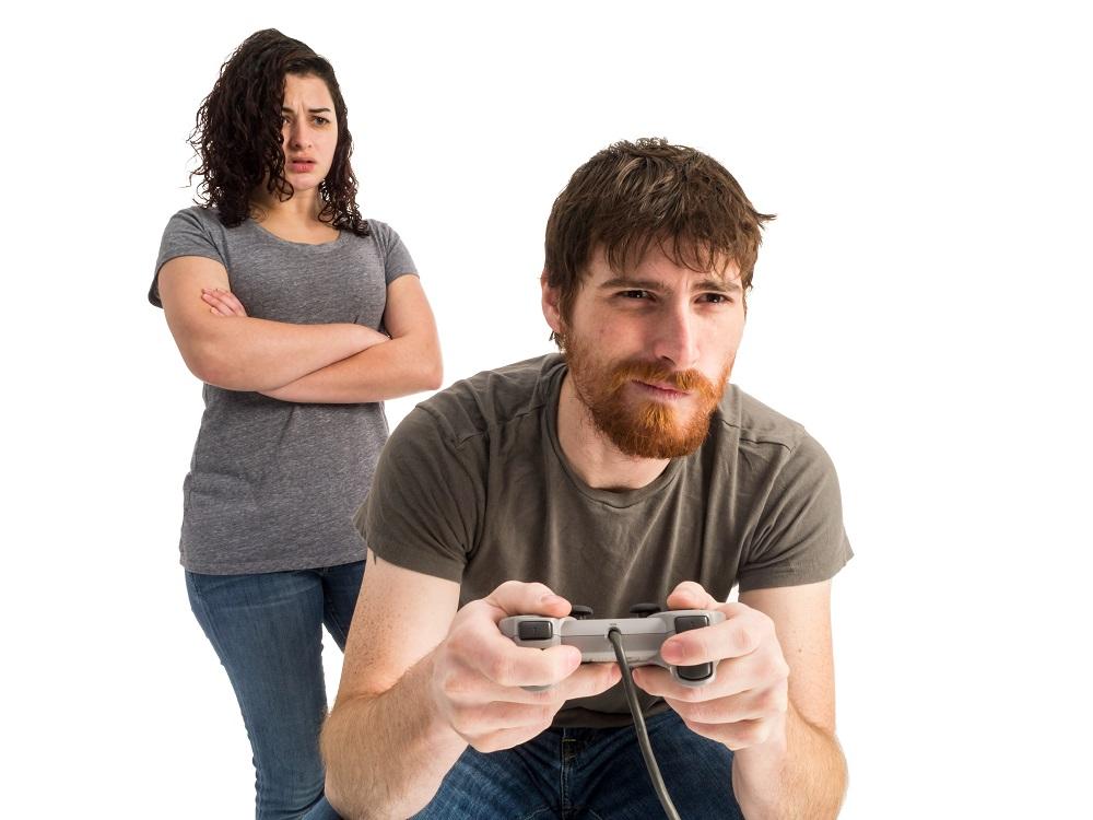 """""""Meu esposo é viciado em videogame""""5 min read"""