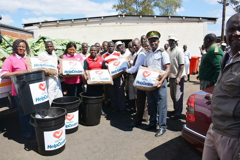 África: primeira reunião em comunidade do Zimbábue