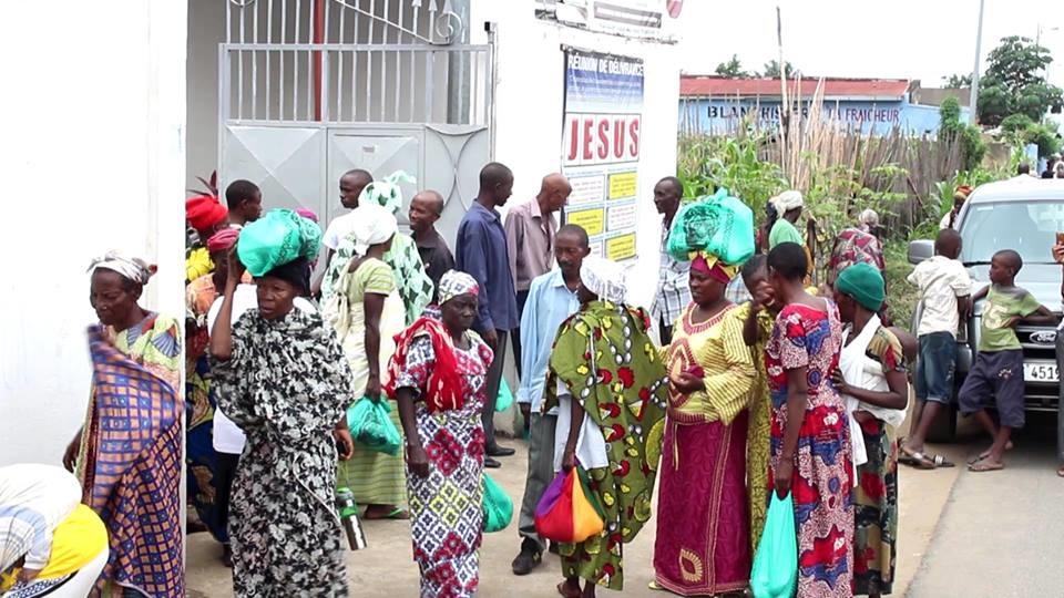 Apoio aos presos de Benim, na África