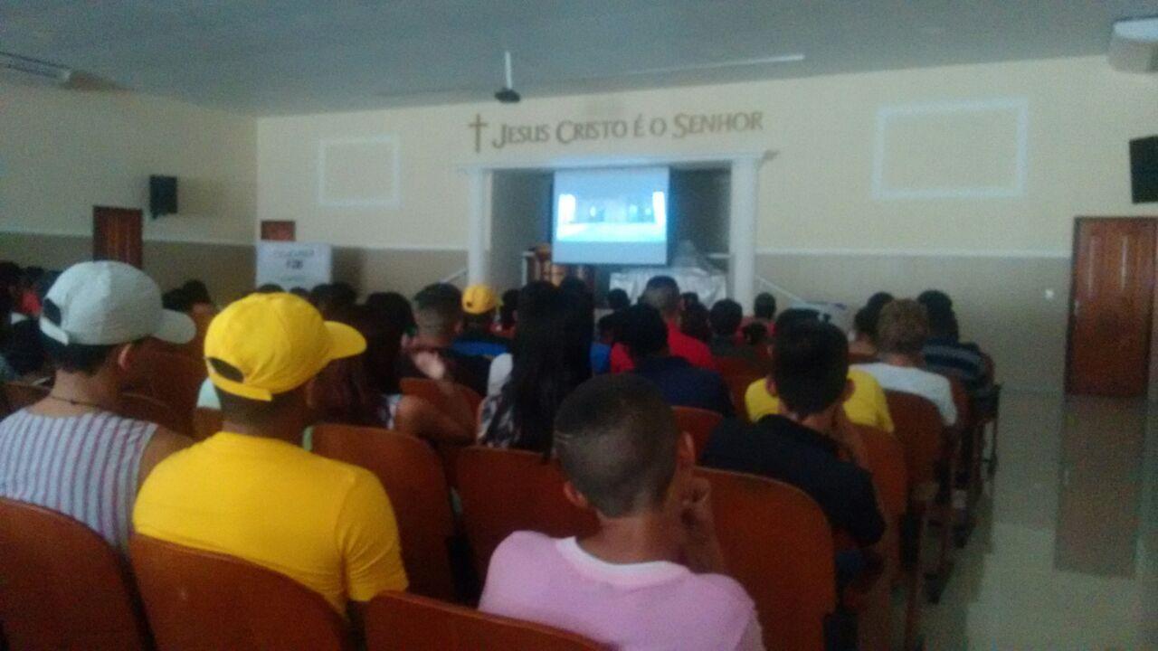 FJU Ceará realiza Cine Jovem2 min read
