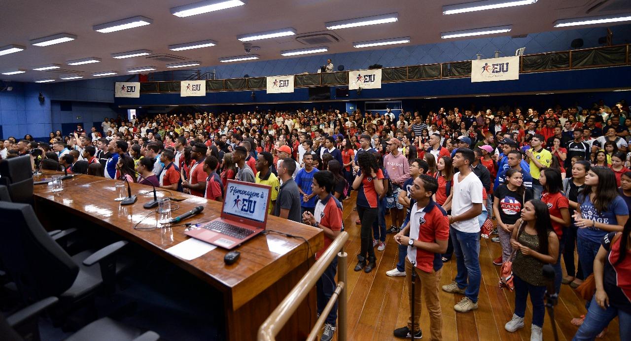 Força Jovem recebe homenagem na Câmara Municipal de Campinas2 min read
