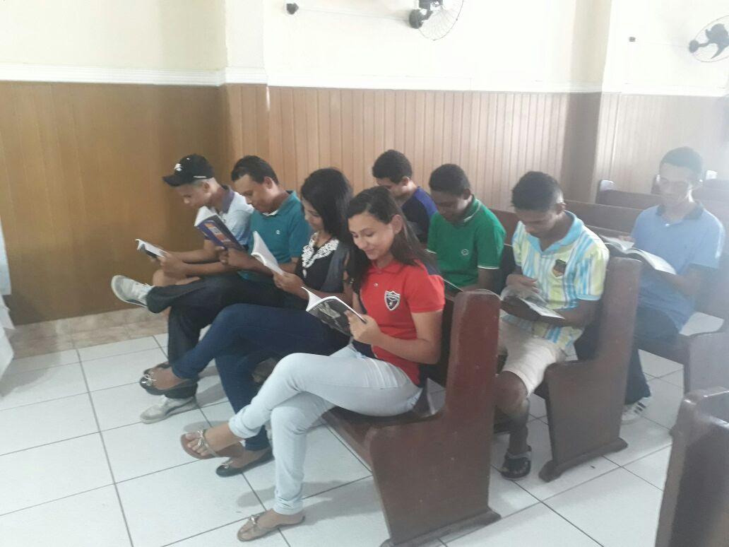 No Ceará, voluntários da Força Jovem promovem cantinho da leitura1 min read