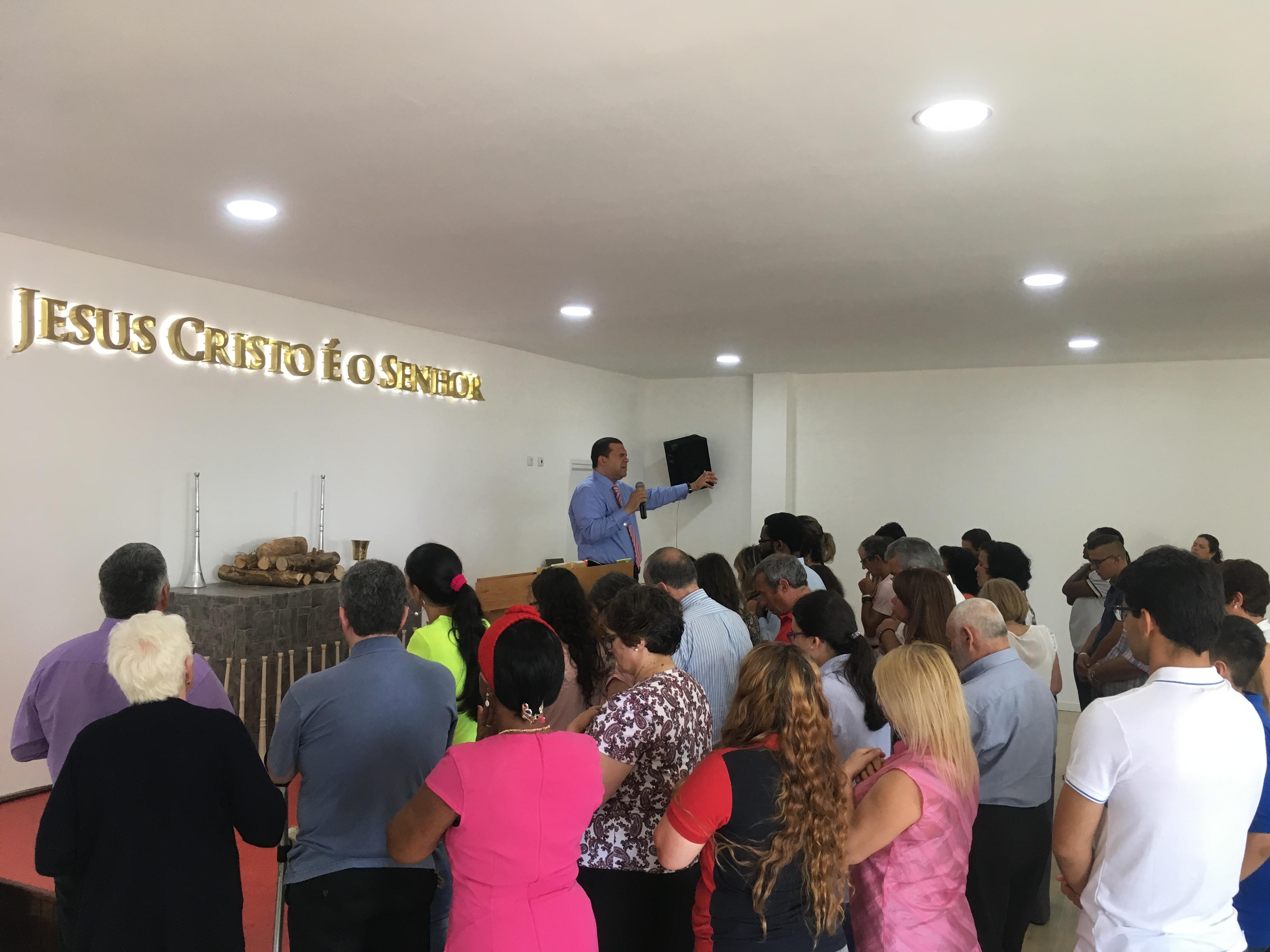 Universal inaugura primeiro templo na cidade de Covilhã2 min read