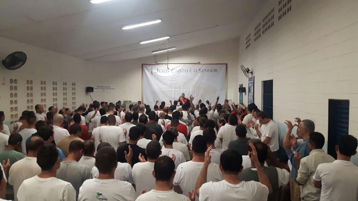Universal nos Presídios inaugura mais Igrejas pelo Brasil4 min read